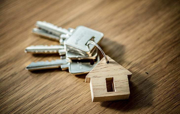 Schlüssel Verloren Mehrfamilienhaus